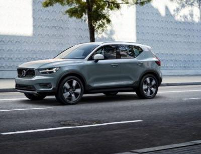 2019 Volvo XC40 Crossover Full Get Small
