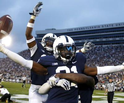 Penn State almost was stunned like Michigan was 11 years earlier