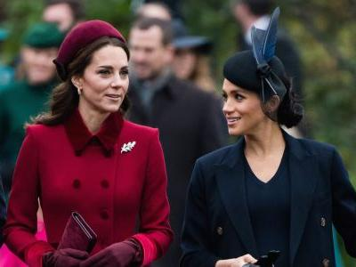 Meghan Markle and Kate Middleton Are Connecting More Thanks to Motherhood