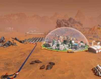 Surviving Mars Available Now on PS4, Check out the Final Trailer
