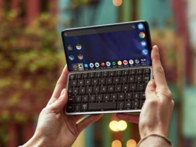 Planet Computers' Astro Slide offers a sliding keyboard, 5G connectivity for under $500
