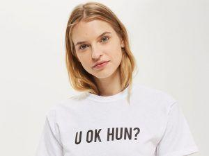 Topshop's 'U Ok Hun' T-Shirt Has Sold Out But You Can Still Get It Here