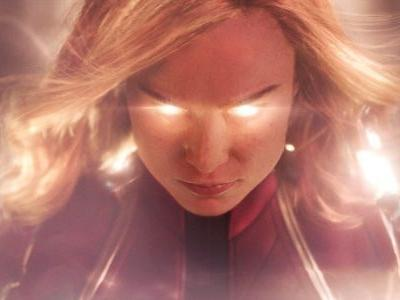 Stunning Captain Marvel Fan Art Shows A Fully Powered Carol Danvers