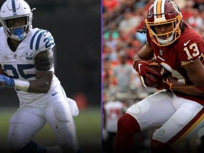 Week 11 Yahoo Fantasy Football: NFL DFS picks, lineup advice for GPP tournaments