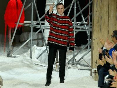 Must Read: Raf Simons on Art vs. Fashion, Tom Ford Beauty Could Become the Next $1 Billion Brand