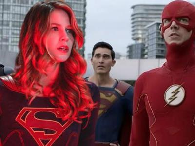 Crisis On Infinite Earths Destroys Supergirl's World To Unite Arrowverse