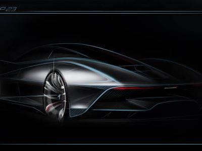 McLaren Three-Seater BP23 Will Be Their Fastest Accelerating Road Car Ever