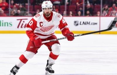 Red Wings' Henrik Zetterberg retires due to back injury
