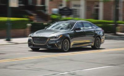 2018 Genesis G80 in Depth: Mid-Cycle Updates Include Powerful Twin-Turbo V-6