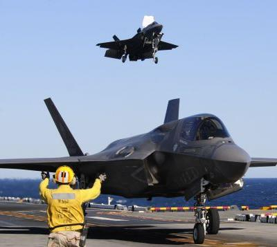 Lockheed F-35 fighter-jet deliveries were reportedly halted for 30 days due to corrosion problems