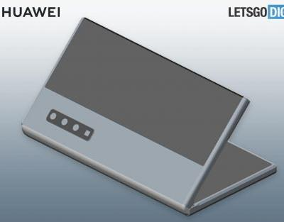 Huawei Mate X2 foldable phone leak points to an innie design