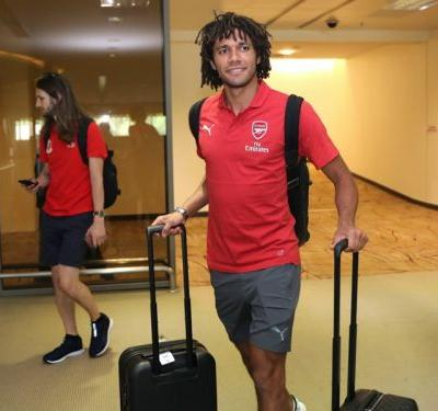 African All Stars Transfer News & Rumours: Elneny to replace Anguissa at Marseille