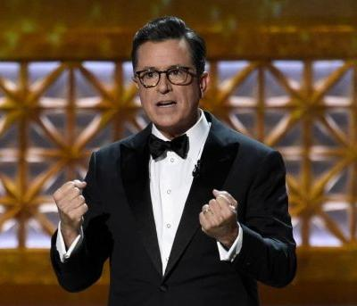 The Emmys' harshest Trump burns, from Colbert's song to Lily Tomlin's 'bigot' remark