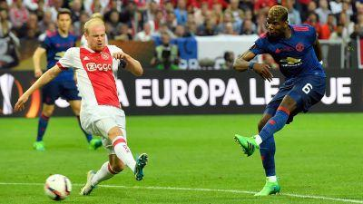 Man United beats Ajax in emotionally charged Europa League final