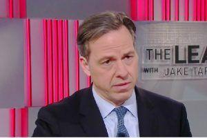 Jake Tapper on Trump's Secretary of State Candidates: 'It's Just a Big Group of White Men Over 60'