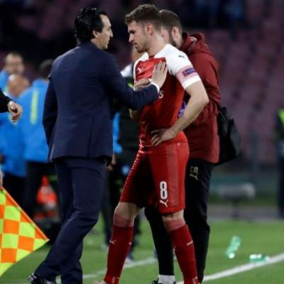 Ramsey appears to have played final game for Arsenal