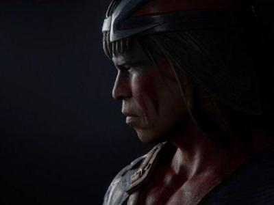 Bark at the Moon: Our first look at Nightwolf in Mortal Kombat 11