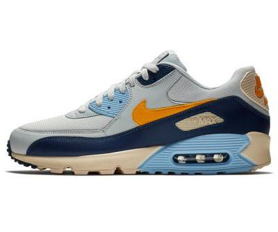 """Nike's Air Max 90 """"Vintage Yellow"""" Combines a Cluster of Signature Colors"""
