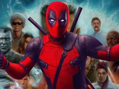 Deadpool 2: Uncut Screening Coming To Comic-Con 2018