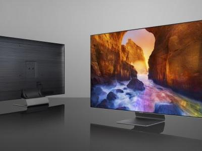 Samsung's 98 inch 8K Q950R QLED monster TV hits Europe in March 2019