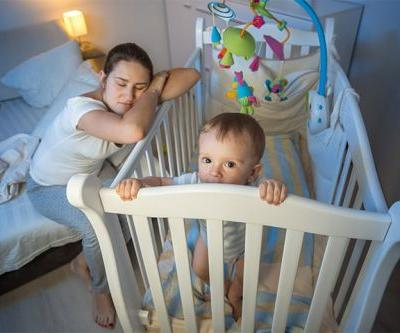 Sleep Troubles in Infancy Tied to Later BPD, Psychosis