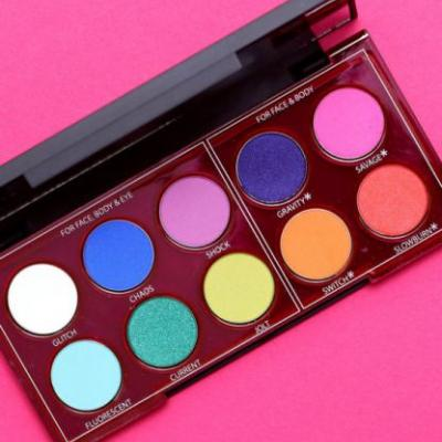 The Urban Decay Wired Palette Gives Color an Electrifying Jolt!