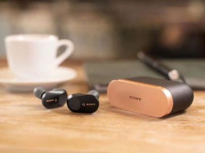 Sony announces WF-1000XM3 noise-canceling true wireless in-ear headphones