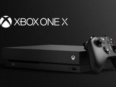 GameStop: Xbox One X Having 'Very Strong Start,' New Units Selling 'As Soon as They Hit the Shelves'
