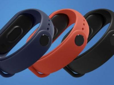Xiaomi Intros Mi Band 3 With Touch-Sensitive OLED Display