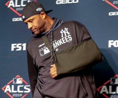 CC Sabathia gave Yankees everything he had right until end