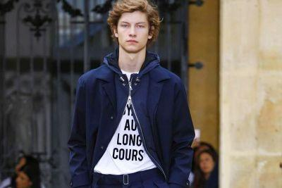 Officine Générale Dominates With Navy For Its 2018 Spring/Summer Collection
