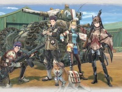 Strategy JRPG Valkyria Chronicles 4 launches on Xbox One in 2018