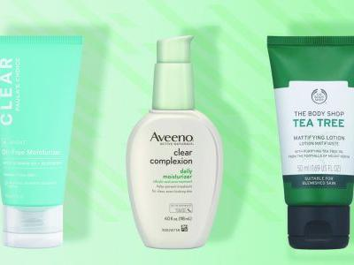 The 5 Best Face Moisturizers For Acne-Prone Skin