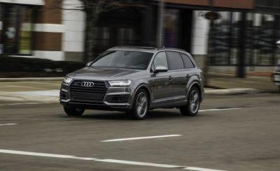2017 Audi Q7 Tested in Depth: Proof That People Movers Needn't Be Boring