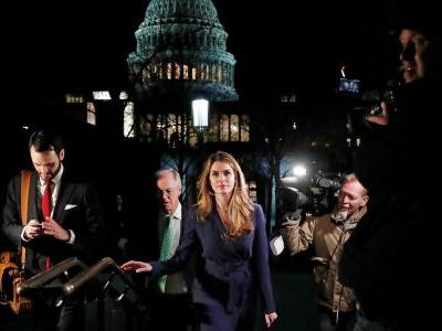 How 29-year-old Hope Hicks, Trump's 'real daughter,' became the youngest White House communications director in history - and is now set to be a top executive at Fox
