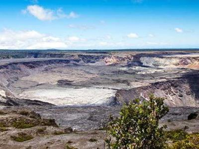 Man rescued after falling 'somewhere between 40 and 60 feet' into Hawaii volcano crater