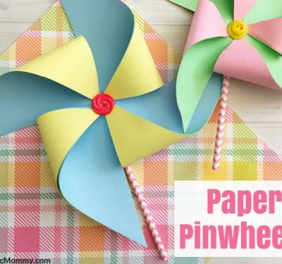 14 Paper Crafts That Will Keep Your Kid Occupied For Hours