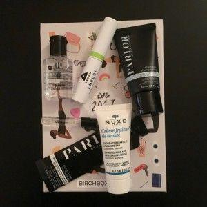 Birchbox Review - January 2017