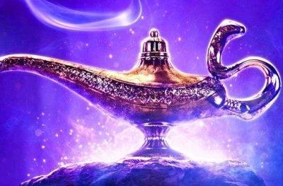 Disney's Aladdin Remake Poster Magically Appears on Will