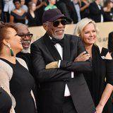This Is Why Morgan Freeman Nearly Always Wears 1 Glove