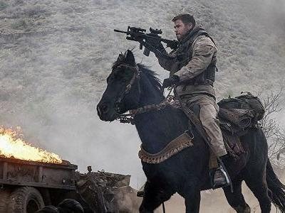 Chris Hemsworth Fights the Taliban in 12 Strong Trailer
