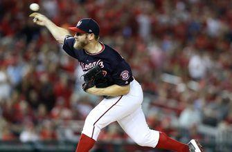 Stephen Strasburg dominates as Nationals win Game 3, one win away from World Series