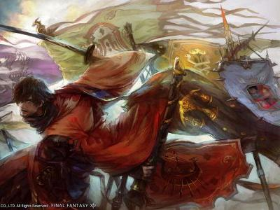 Final Fantasy 14 Patch 4.5 Arrives on January 8th, Brings Blue Mage to MMO