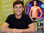 Olympic diver Tom Daley takes our health quiz