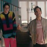 Paul Rudd and Pete Davidson's Rap About Grace and Frankie Should Be the Show's Theme Song