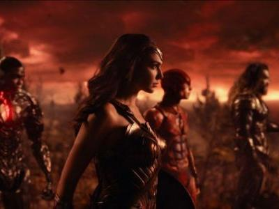 Over 50 New Justice League Photos Include Behind-the-Scenes Pics