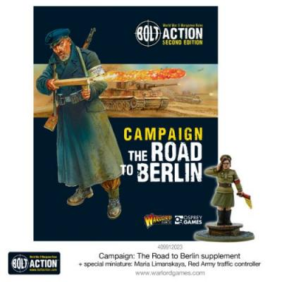 Warlord Games Taking Pre-orders For Road To Berlin Campaign For Bolt Action