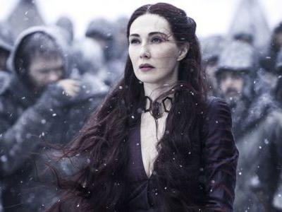 Where Is Melisandre In 'Game Of Thrones' Season 8? She Can't Be Gone Forever