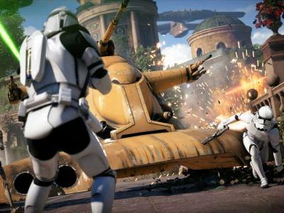 EA Reportedly Cancels Open World Star Wars Game