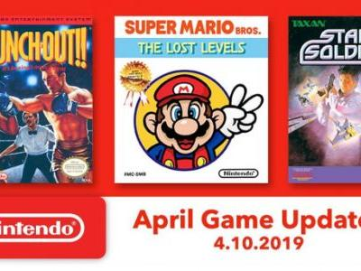 Every free NES game added to Nintendo Switch Online in April 2019